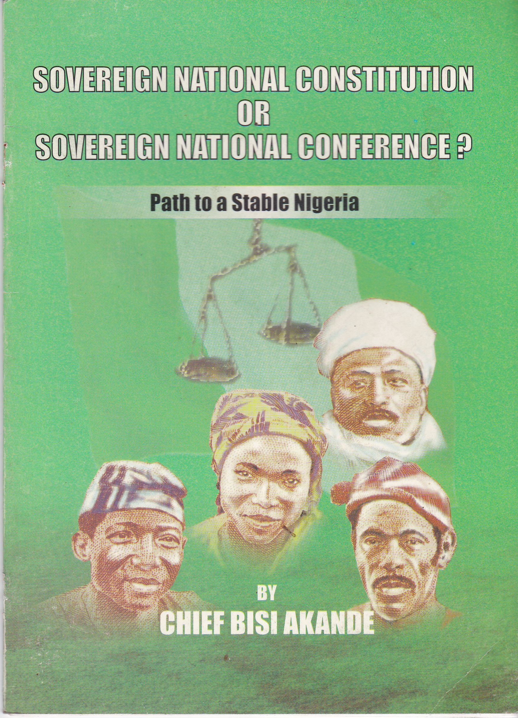 Sovereign National Constitution OR Conference