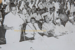 Baba at a function as SSG Old Oyo State